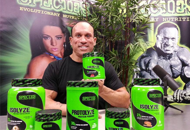 VIDEO: DAVE PALUMBO DISCUSSES FIBERLYZE BY SPECIES NUTRITION