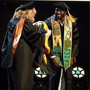 Golden Graduates!