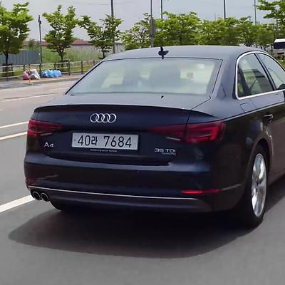 Audi x Marie Claire