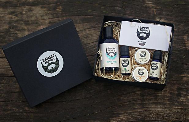 Bangin Beards Gift Boxes and Kits