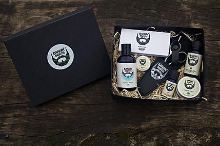 Bangin Beards Gift Boxes & Kits