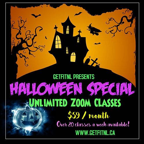 Halloween Zoom Special