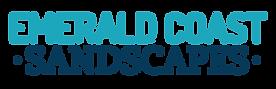 Emerald Coast Sandscapes Logo Text