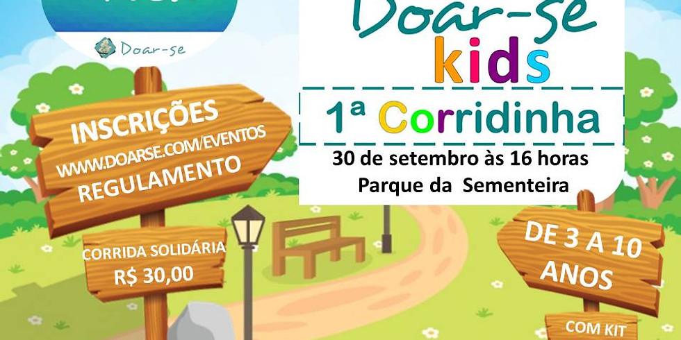 1ª Corridinha -  Doar-se Kids