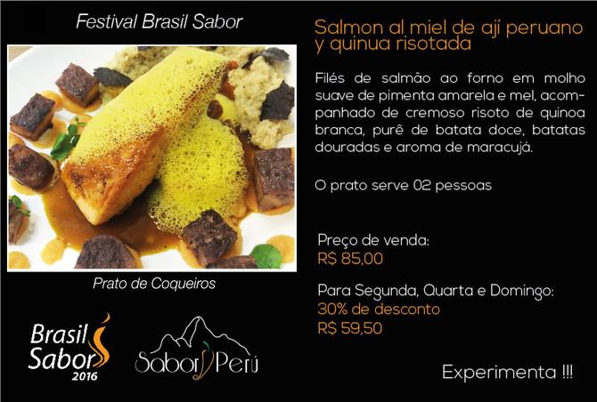 Festival Brasil Sabor 2016