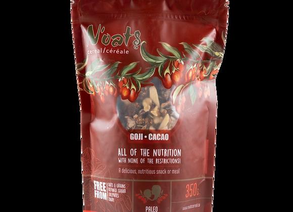 Noats Goji Cacao 350g