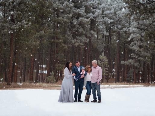 Family Photos | Fox Run Park | Colorado