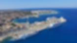 rhodes city tour cruise harbor
