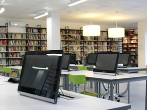 Keeping Covid-safe as libraries re-open