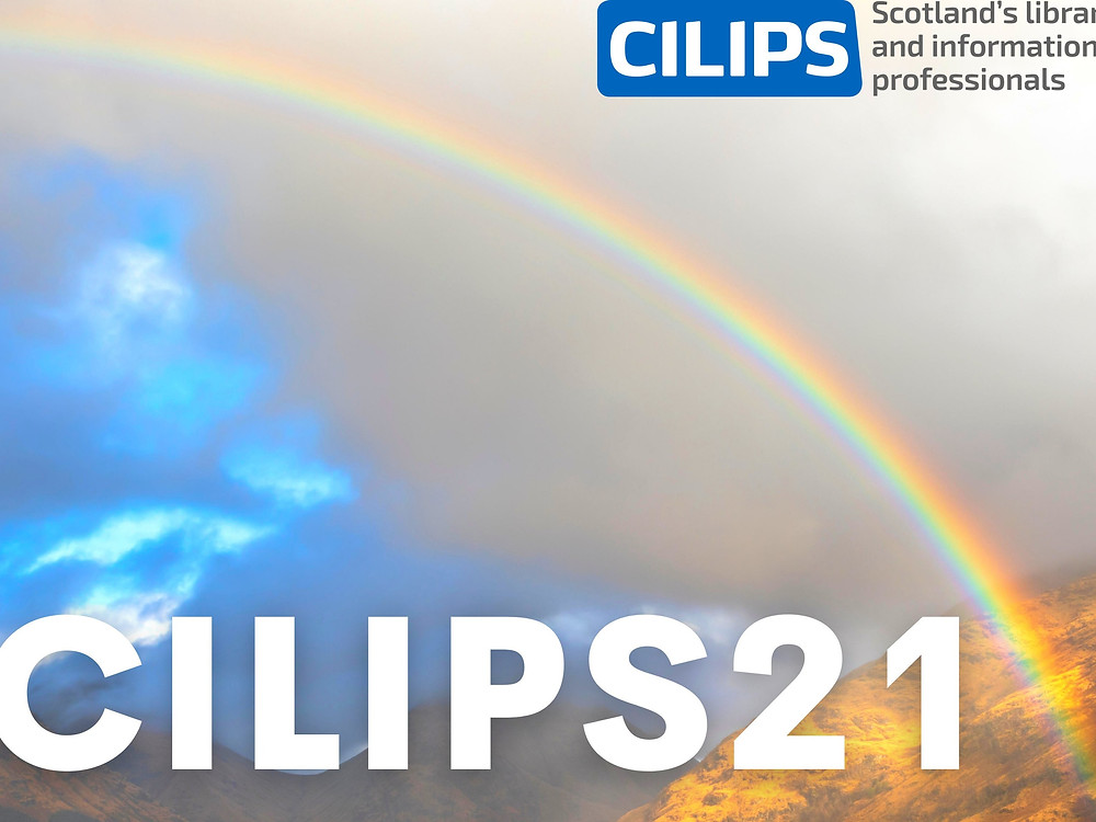 CILIPS Conference logo