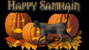 When The Veil Becomes Thin:  Introduction To the Celebration of Samhain