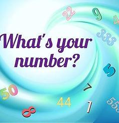 numerology party Terri inspirit centre.j