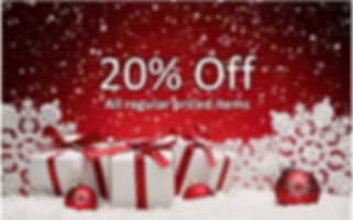 Holiday Sale InSpirit Centre 20 percent
