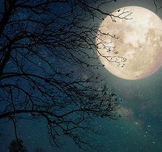 full moon celebration Lunar Eclipse InSp