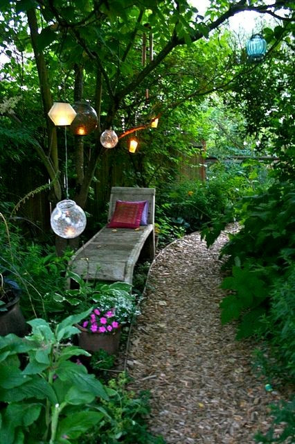 Creating A Sacred Outdoor Space, Barbara Ford, InSpirit Centre