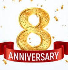 8 year anniversary InSpirit Centre Georg