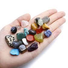 Handful of Crystals