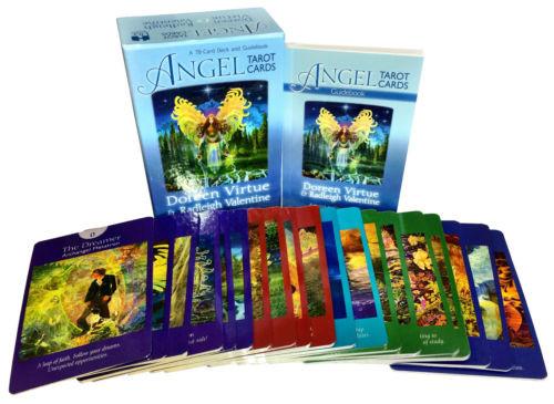 Angel Cards Doreen Virtue - Not Real Tarot