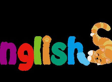 R's English Schoolです!