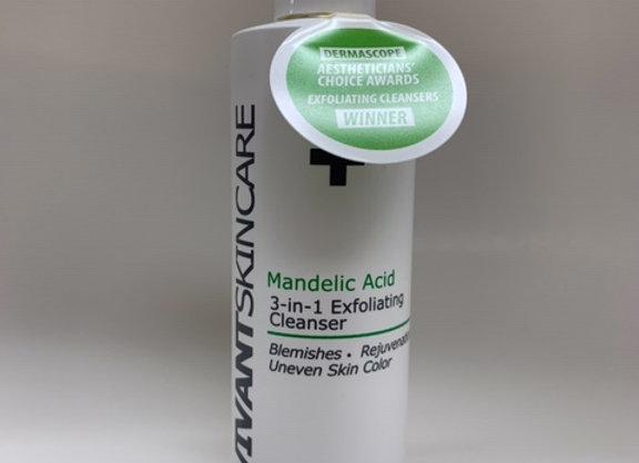 Mandelic Acid 3-in-1 Exfoliating Cleanser