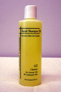 CF 102 Facial Shampoo Extra Strength