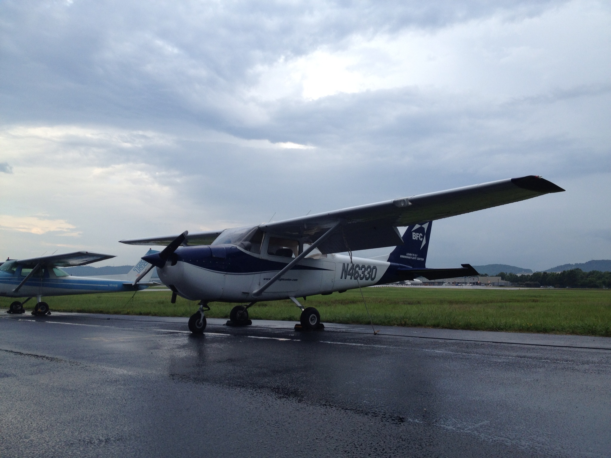C-172   Birmingham Flight Center   Rental Aircraft