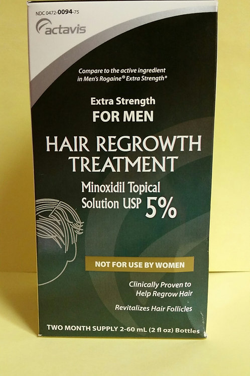 Minoxidil 5% 2 pack