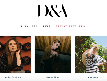 "Day & Age Plays ""Q&A"" with Nashville Pop/Soul Artist Heather Batchelor"