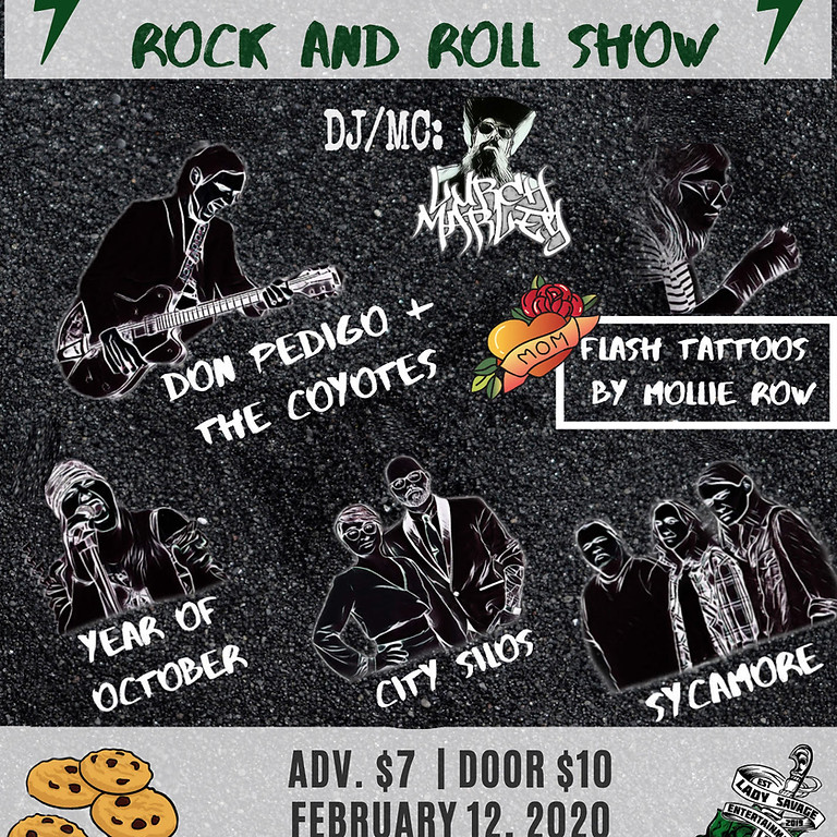 Lady Savage's Rock and Roll Show