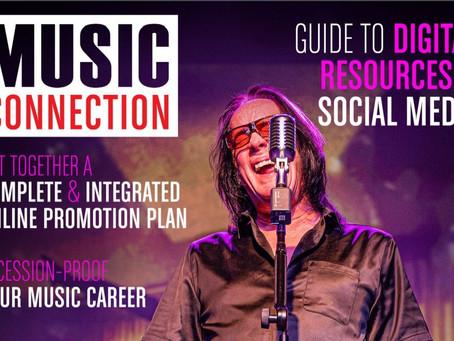Music Connection Magazine Spotlights Mimi & Muziqueen