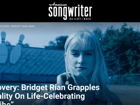 American Songwriter | Daily Discovery: Bridget Rian