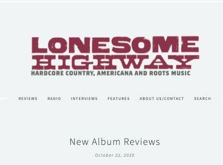 Lonesome Highway Reviews Joselyn & Don's Debut Album, 'SOAR'.