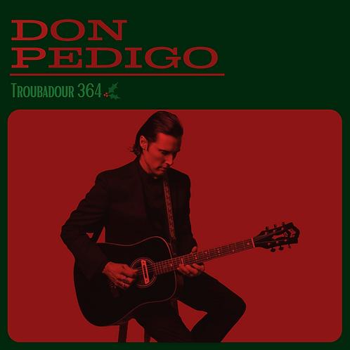 Don Pedigo - Troubadour 364 - Single