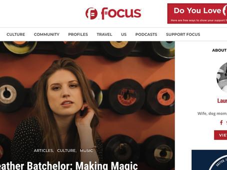 Focus Middle TN Magazine - Heather Batchelor: Making Magic