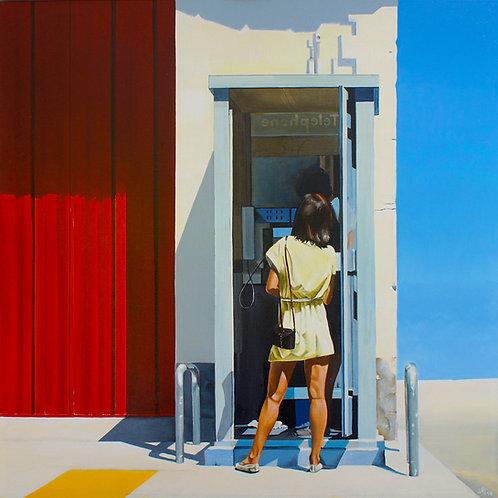 Telephonebooth (Giclée)