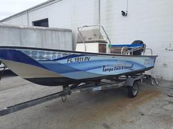 Tampa Dock Whaler