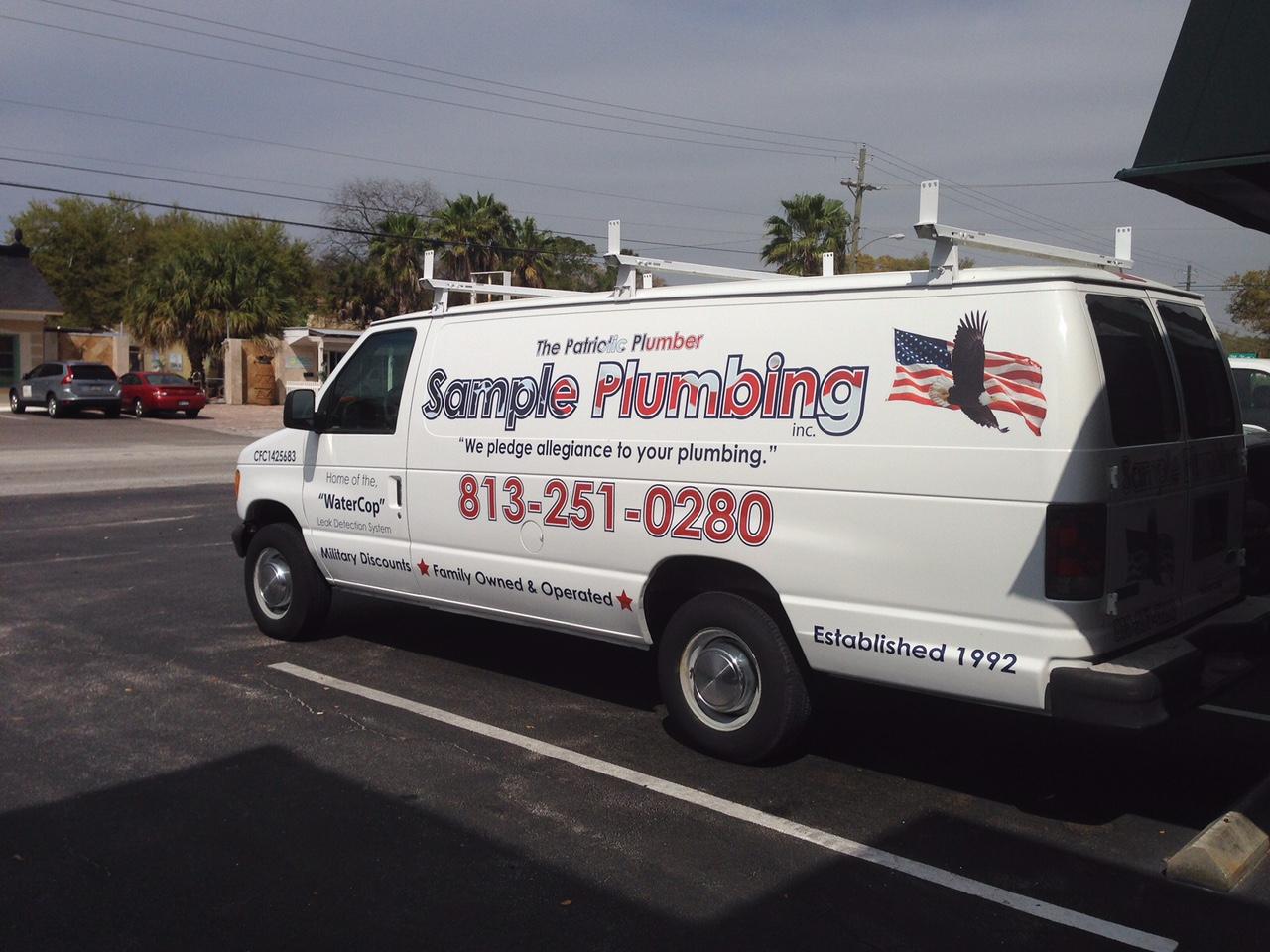 Sample Plumbing