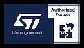 ST Partner Program_Authorized_One Color_