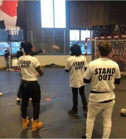 Anbragte unge som frivillige