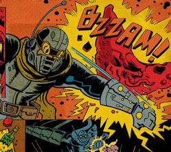 2-Ton Punch Comic