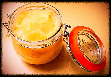 Fresh Homemade Lemon Curd