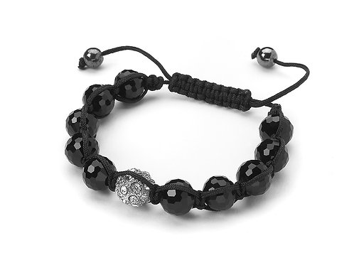 KK01b- Shamballa Bracelet