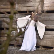 """Kryzalidea couture. Robe """"Erable"""""""