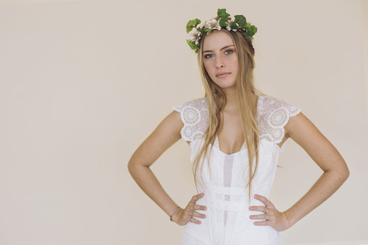 Corset Sortilège- Fairy trees-Kryzalidea couture