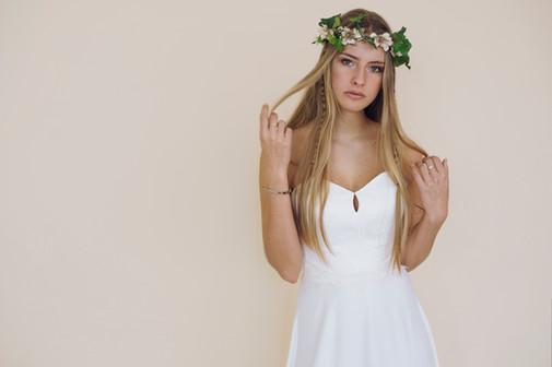 Robe Vivyane- Fairy trees- Kryzalidea couture