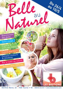 Affiche_A4_belle au naturel_Bastions
