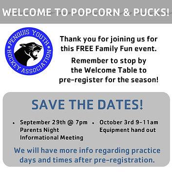 PYHA Welcome Popcorna & Pucks.jpg