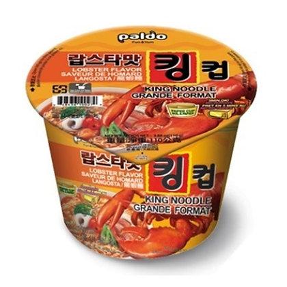 Lobster Flavor King Noodle Cup 110g