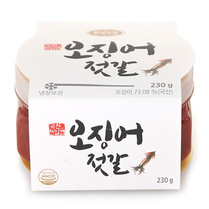 Hansung Salted and Fermented Squid 230g