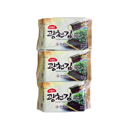 Kwangchun Seasoned Laver 15g